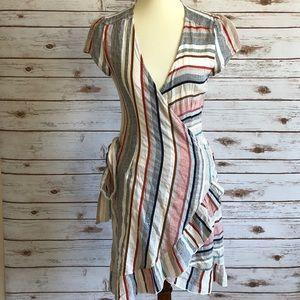 Women's Free People Wrap It Up Dress. Size: S